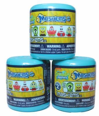 Mashems SpongeBob Squarepants Memes Series 1 Lot of 2 Sealed Capsules
