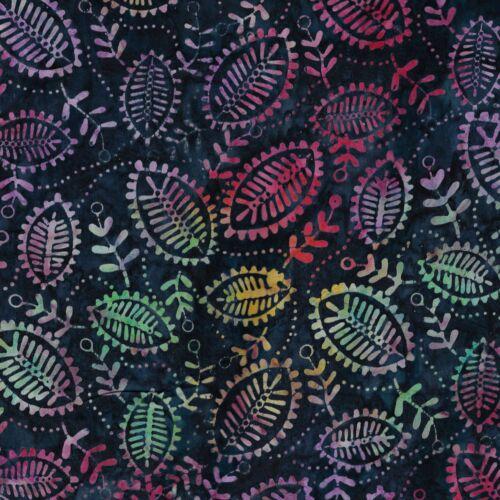 Bali Batiks Venus Design 100/% Cotton Fabric FQ Crafting Quilting Patchwork