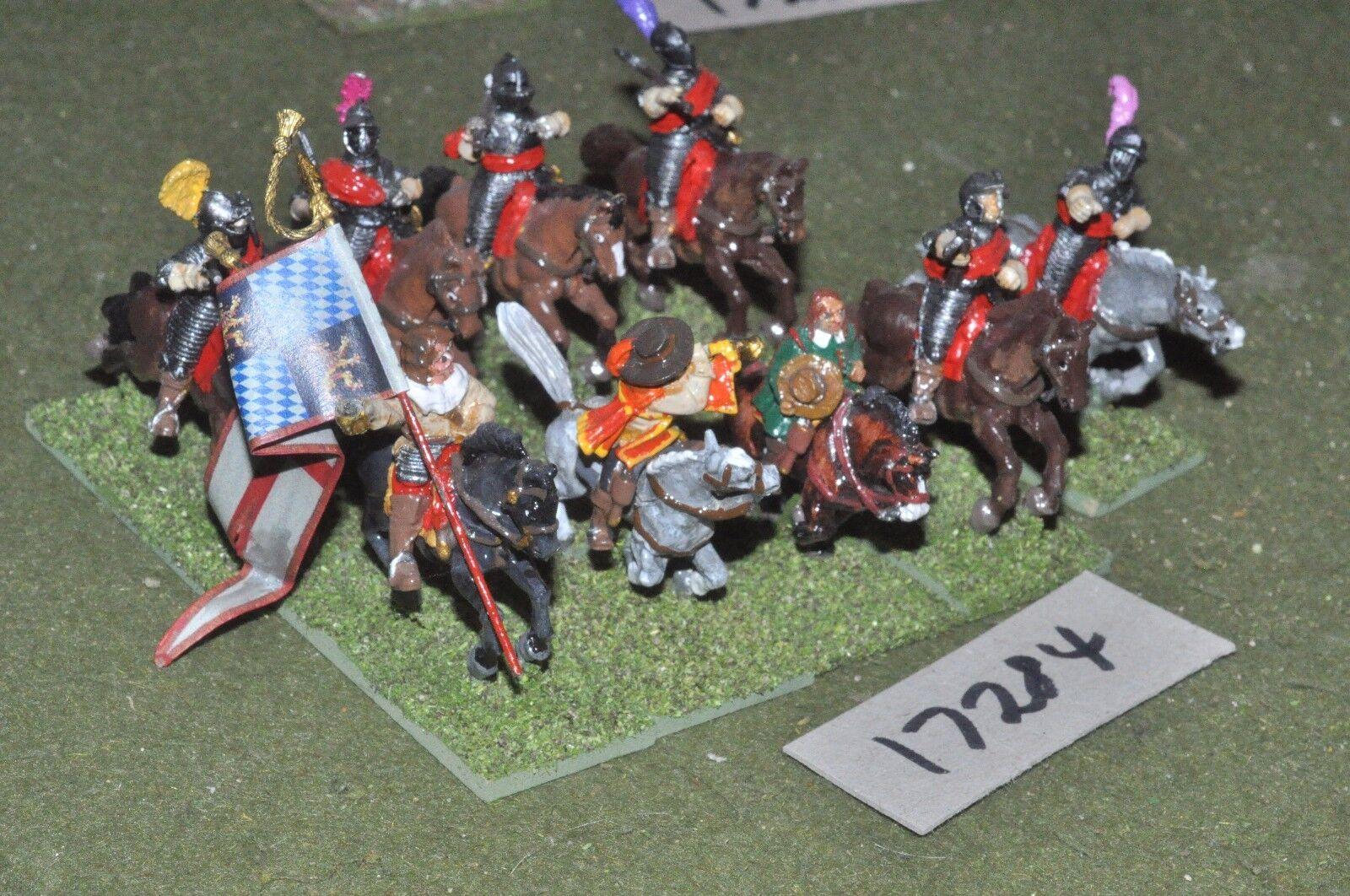 25mm ECW   english - civil war cavalry 9 cavalry - cav (17284)