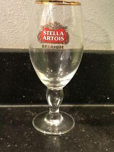 Stella-Artois-Original-Belgium-Gold-Rimmed-Beer-Glass-Chalice-33CL