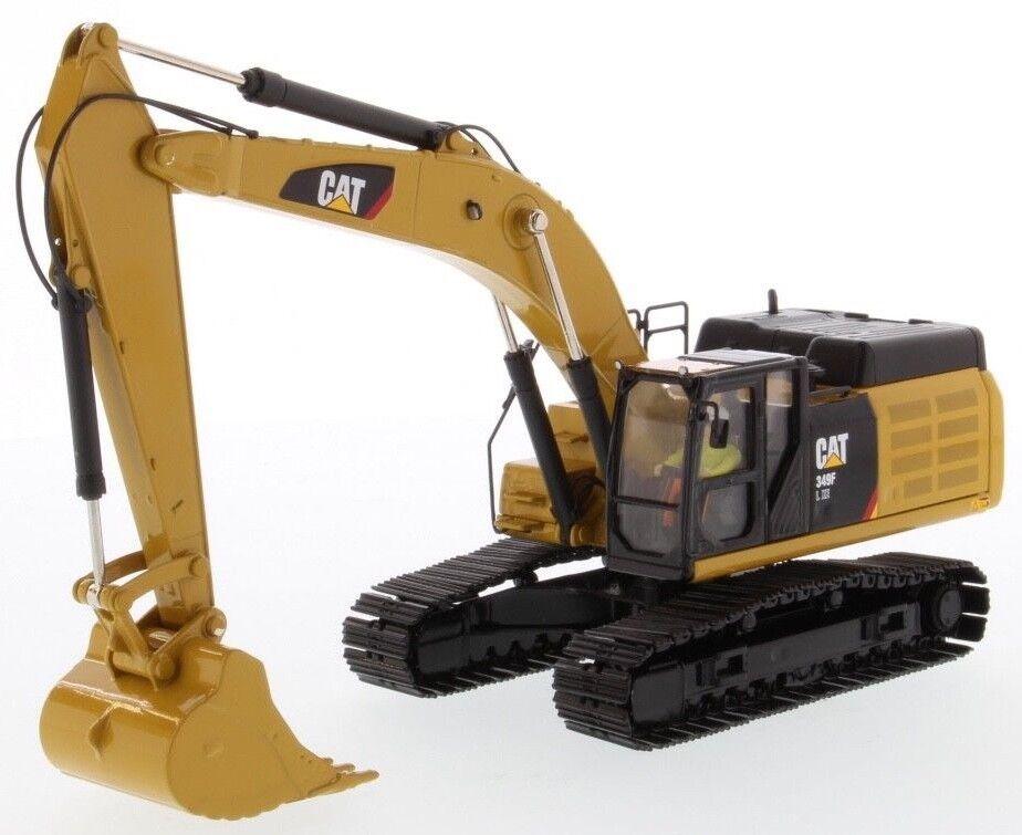 Cat Caterpillar 1 50 scale 349F L XE Hydraulic Excavator DM 85943
