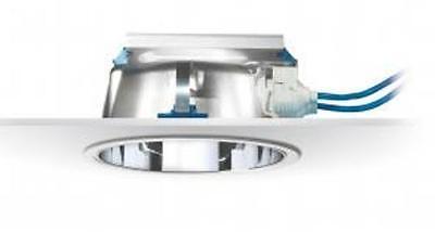 Nuovo 6x Targetti 2x18w A Incasso Da Soffitto Circolare Proiettorino Da Incasso Faretto Lampada Gx24q-2-mostra Il Titolo Originale