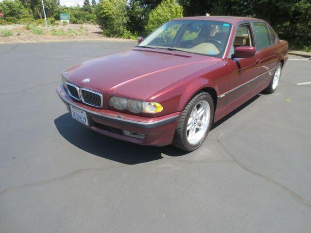 2001 BMW 7-Series
