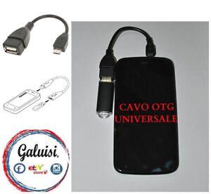 CAVO-CABLE-OTG-adattatore-micro-usb-5-pin-usb-2-0-femmina-Tablet-e-Smartphone