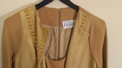 Stunning Ferre Prple Dress Piece Rare One Gianfranco xA08wqzEE
