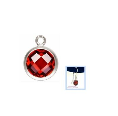 2pcs-handmade pendant-Grapes charms,Hand weave w// GARNET gemstone,silver bail