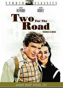 Two-for-the-Road-Audrey-Hepburn-Albert-Finney-DVD-Region-1-1967