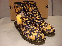 Dr. Martens Men's Castel Jake Print Canvas Shoes Boots Size 14 - Brand