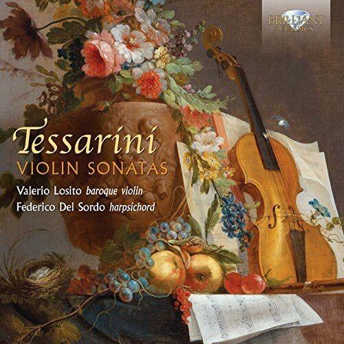Tessarini / Losito / Del Sordo - Violin Sonatas [New CD]