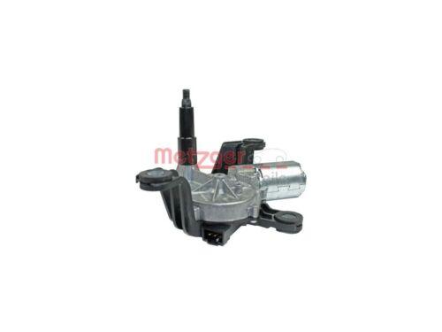 Scheibenwischermotor Wischermotor Metzger für OPEL ASTRA H hinten 2072971