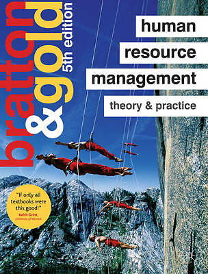 1 of 1 - Human Resource Management: Theory and Practice-ExLibrary