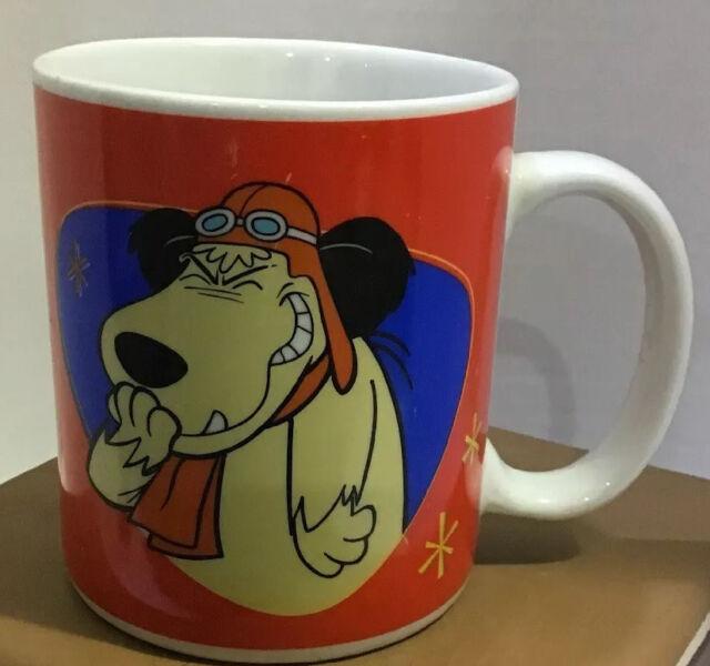 Mutley Cartoon Character Coffee Mug, Art Deco, Warner
