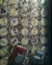 Natural mixed faceted loose gemstone lot #TH8 35+ Carats