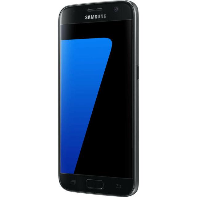 Samsung Galaxy S7 G930P 32GB Sprint CDMA 4G LTE Quad-Core Phone - Black