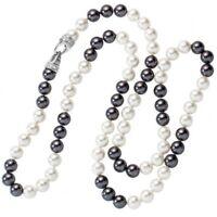 Magnetix - Halskette 2868 perlenkette (90 Cm Lang) Magnetschmuck