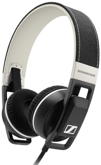 REDUCED! NEW Sennheiser URBANITE On-Ear Headphones for Android (Black)