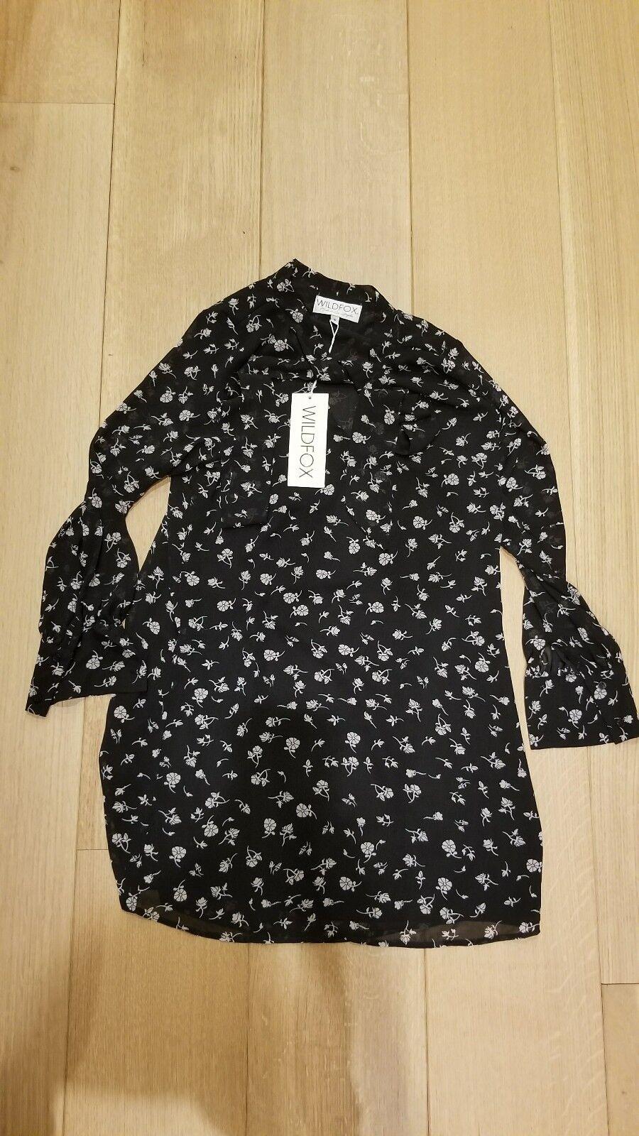Wildfox adore dress New schwarz small
