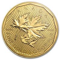 2012 1 oz Gold Canadian Maple Leaf .99999 Fine - SKU #71675