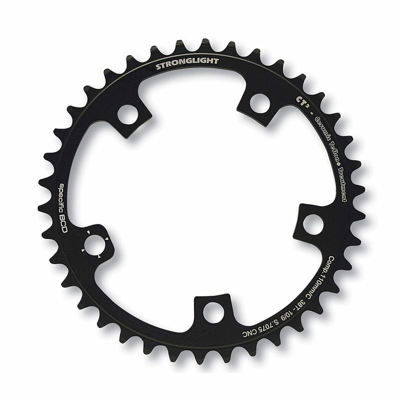 STRONGLIGHT Kettingring ct2 compact CAMPAGNOLO 38