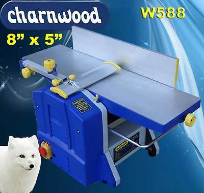 "Charnwood W588 8"" x 5"" Planer Thicknesser"