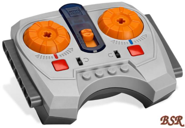 ED22) LEGO® Power Functions 8879 IR Fernsteuerung  Fernbedienung ! NEU & OVP !