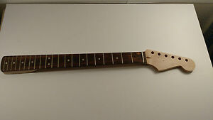 Squier by Fender Stratocaster Strat Standard Guitar Neck 21 Frets Rosewood