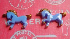 Cute-Pale-Purple-and-Gold-Resin-Unicorn-Earrings-Free-Gift-Wrapping-Sweet