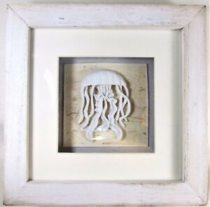 Turtle Shadow Box Nautical Sea Life Wall Art Home Decor
