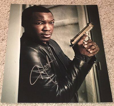 Television Open-Minded Corey Hawkins Signed Autograph 24 Legacy 11x14 Photo D W/exact Video Proof Pleasant In After-Taste Autographs-original