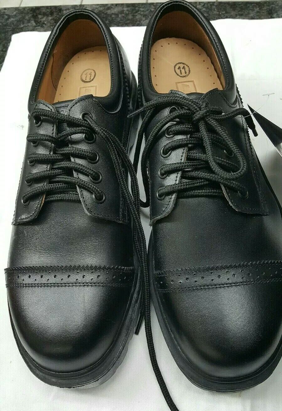 NEW LIAHONA SHOES 100% LEATHER SIZE 11  MISSIONARY SHOES,  DRESS SHOES