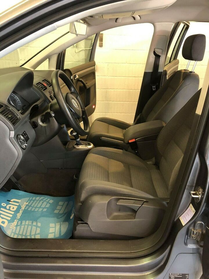 VW Touran 1,9 TDi 105 Trendline DSG Diesel aut. Automatgear