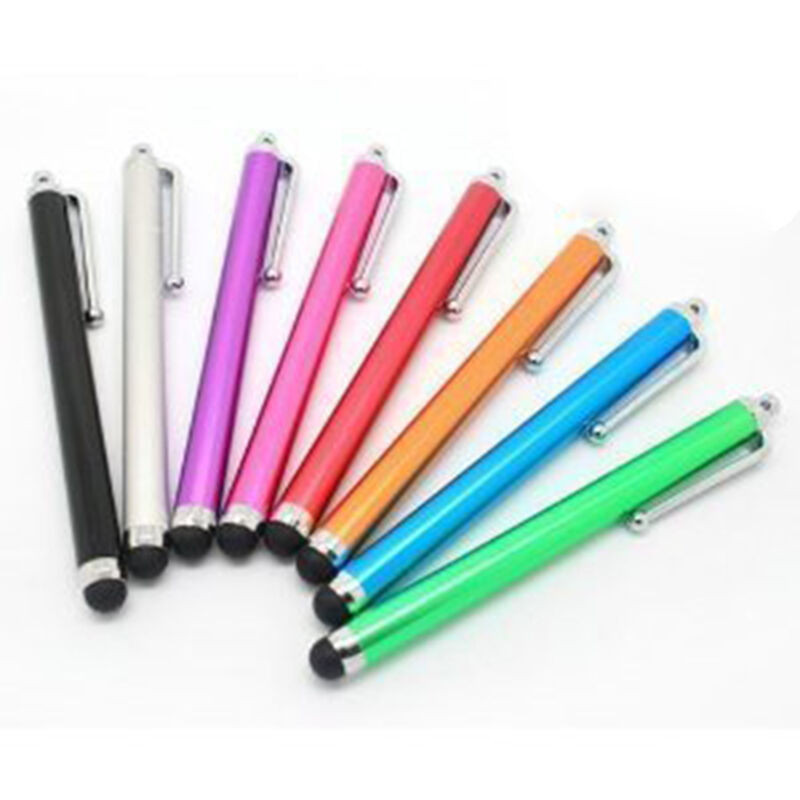 8Pcs Exclusive Pen Touch Tablet Computers And Mobile Phones Aapacitive Stylus M&