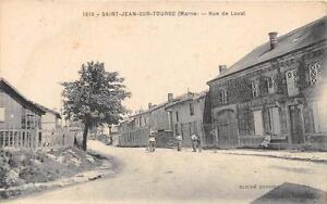 Sur Saint Laval 51 Rue Tourbe Cpa Jean De qgnv6T6RH