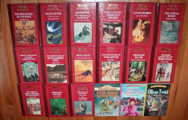 Lot of 18 Readers Digest Worlds Best Reading for Children (3 different type)