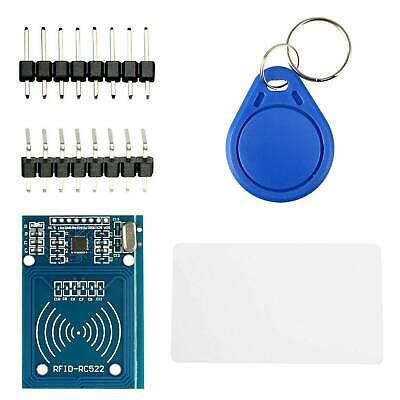 1Set MFRC-522 RFID IC Card Inductive Sensor Module S50 NFC Card Keyring Arduino*