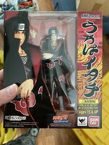 S-H-Figuarts-NARUTO-Shippuden-Uchiha-Itachi-Action-Figure-Set-from-Japan