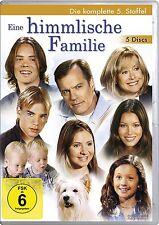 5 DVDs * EINE HIMMLISCHE FAMILIE - DIE KOMPLETTE STAFFEL 5  # NEU OVP $