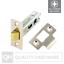 Modern Lever Curved Internal Door handles on rose Brushed//Satin Nickel+Chrome