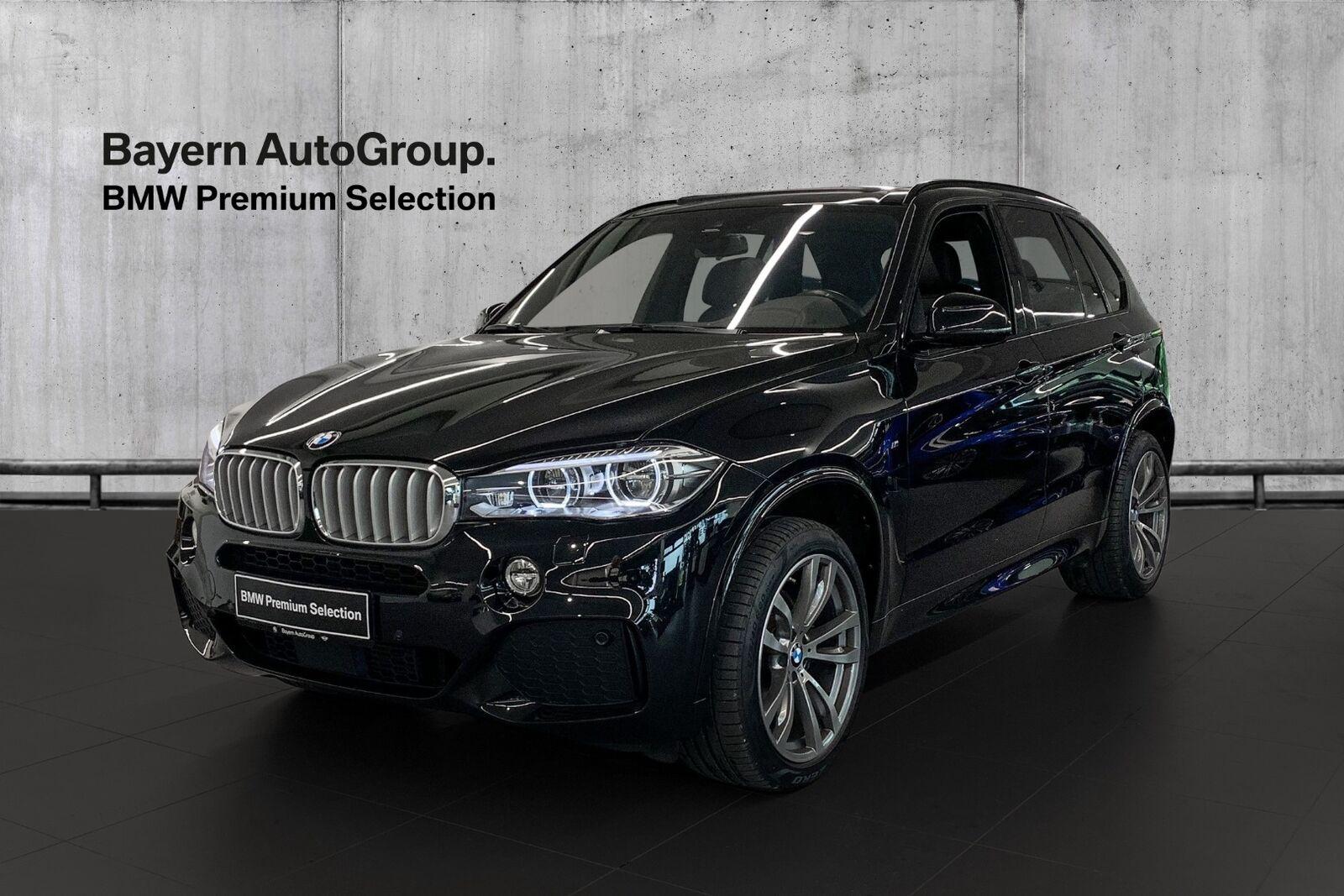 BMW X5 3,0 xDrive40d M-Sport aut. 5d - 929.900 kr.
