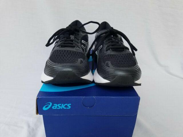 New Men's Asics Gel Nimbus 21 Running Shoes 1011A169 001 Black & Dark Grey