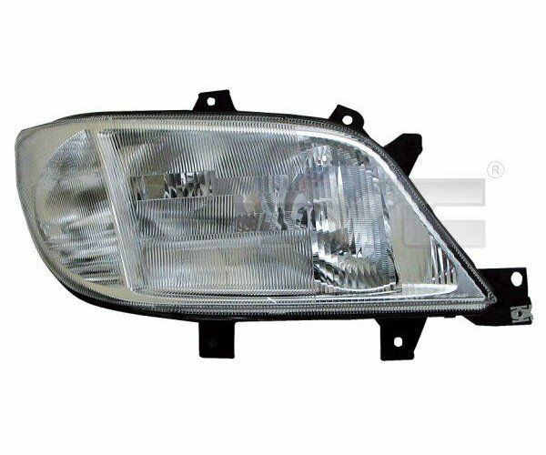 TYC Headlight 20-0495-05-2