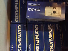 BRAND NEW Olympus Trip 500 35mm Point & Shoot Film Camera