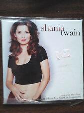 Shania Twain YOU WIN MY LOVE  u.s.cd single 1995 NEW card sleeve ** OFFICIAL **