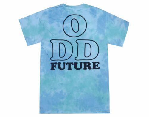 Odd Future Big OF T-Shirt Tie Dye