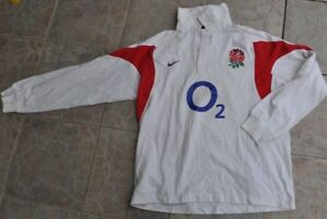 Détails sur Vintage England Home Rugby maillot shirt nike angleterre Rare L 2003 wilkinson
