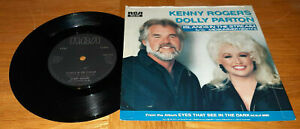 Kenny Rogers Dolly Parton ISLANDS IN THE STREAM b/w ...