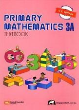 Primary Mathematics 3A Textbook