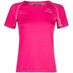 Kappa-T-Shirts-amp-Top-Donna-LOGO-ABLEM-2-Allenamento-T-Shirt