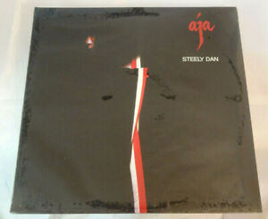 Steely-Dan-Aja-Sealed-Vinyl-Record-LP-Album-USA-1977-Orig-Gatefold
