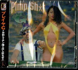 Playa G-Pimp Shit-Japan CD G88